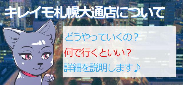 キレイモ札幌大通店の口コミやアクセス情報!